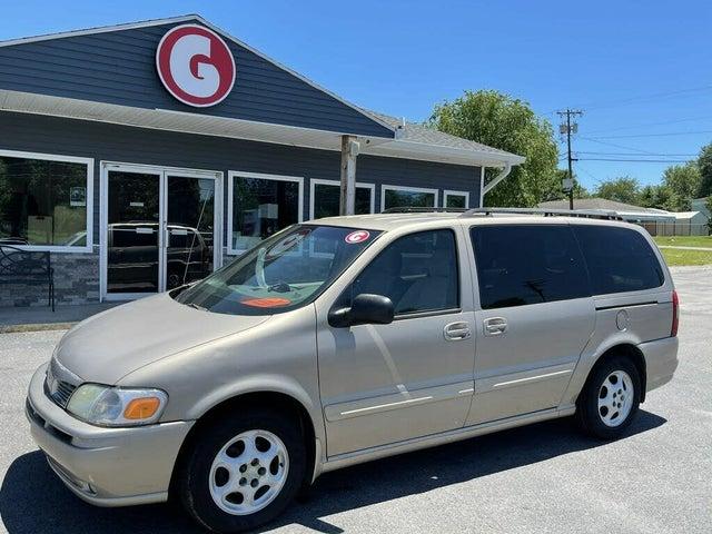 2004 Oldsmobile Silhouette 4 Dr GL Passenger Van Extended