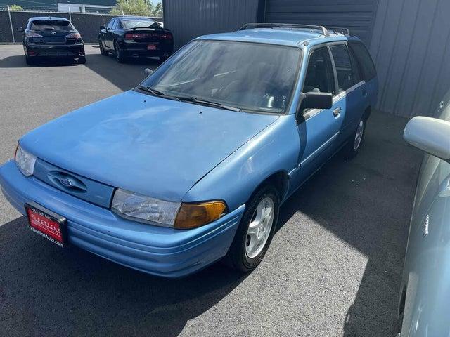1993 Ford Escort 4 Dr LX Wagon