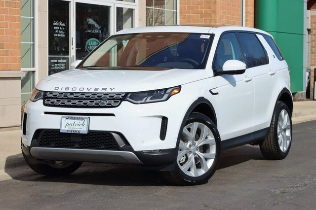 2021 Land Rover Discovery Sport P250 SE AWD