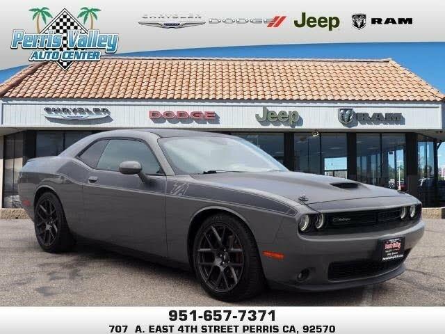 2017 Dodge Challenger T/A Plus RWD