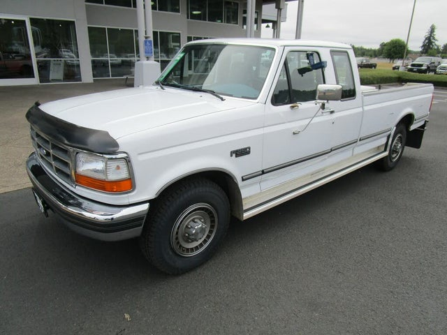 1994 Ford F-250 2 Dr XL Extended Cab LB