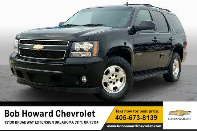 2010 Chevrolet Tahoe LT RWD