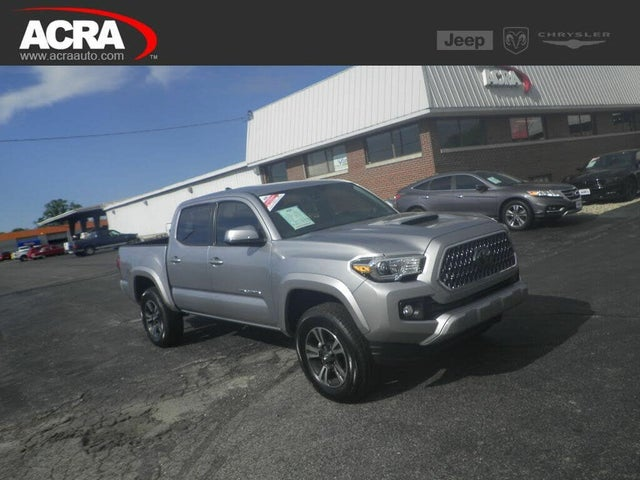 2019 Toyota Tacoma TRD Sport Double Cab RWD