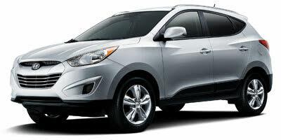 2012 Hyundai Tucson Limited AWD with Navigation