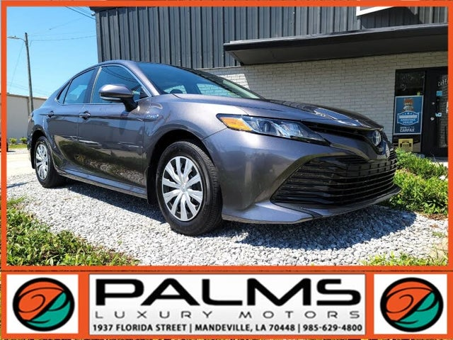 2019 Toyota Camry Hybrid LE FWD