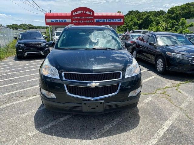 2012 Chevrolet Traverse 1LT AWD