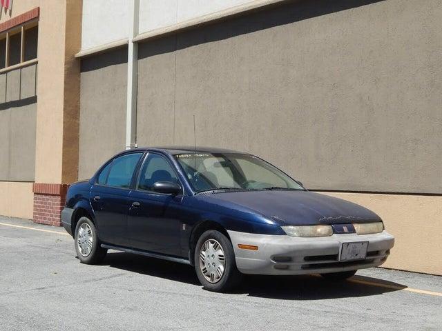 1999 Saturn S-Series 4 Dr SL1 Sedan