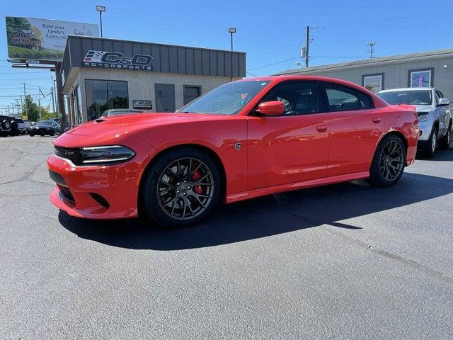 2017 Dodge Charger SRT Hellcat RWD