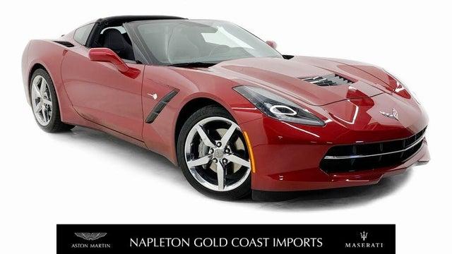 2014 Chevrolet Corvette Stingray 3LT Coupe RWD