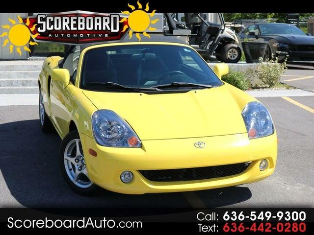 2003 Toyota MR2 Spyder 2 Dr STD Convertible