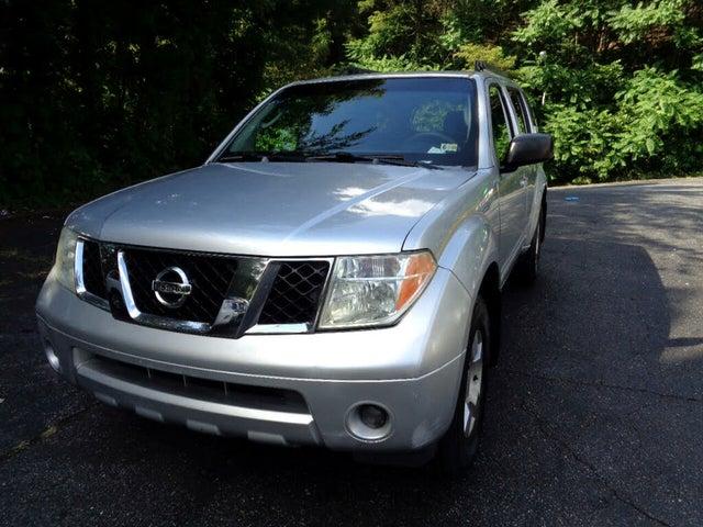 2006 Nissan Pathfinder S 4WD