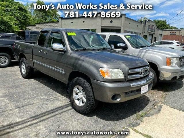 2006 Toyota Tundra SR5 4dr Access Cab 4WD SB