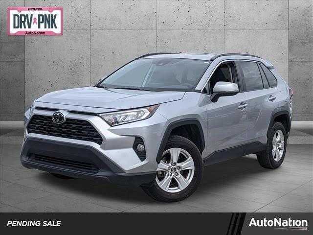 2019 Toyota RAV4 XLE AWD