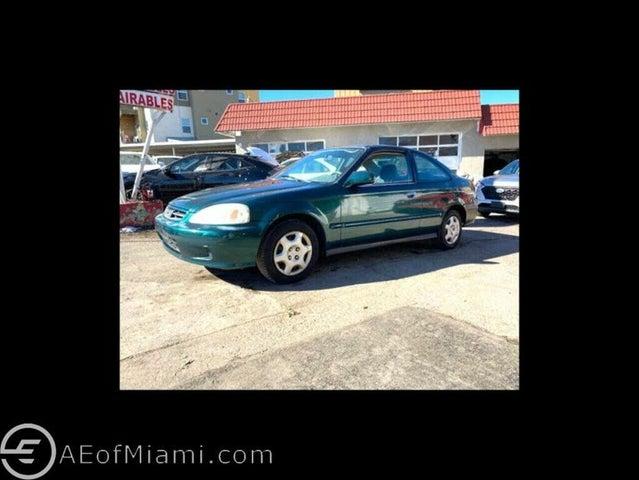 1999 Honda Civic Coupe EX