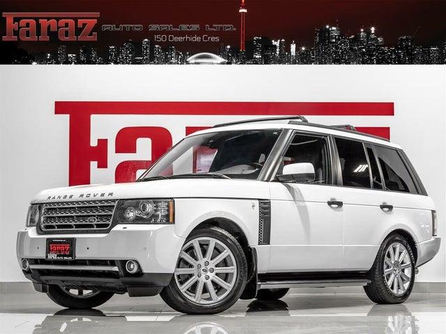 2011 Land Rover Range Rover SC 4WD