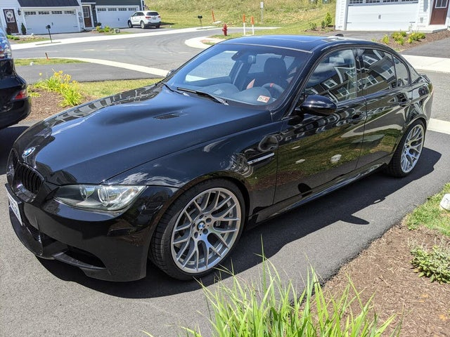 2010 BMW M3 Sedan RWD