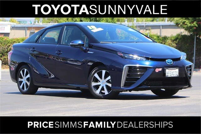 2018 Toyota Mirai FCV
