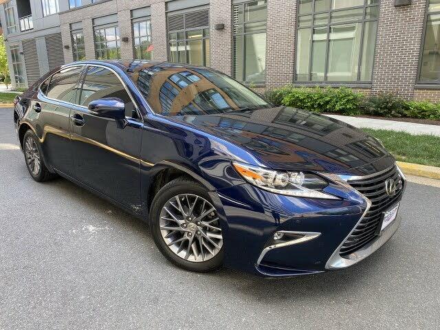 2018 Lexus ES 350 350 FWD