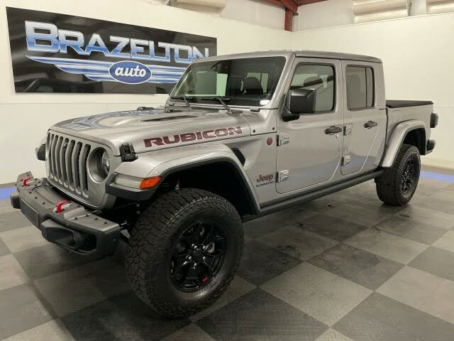 2020 Jeep Gladiator Launch Edition 4WD