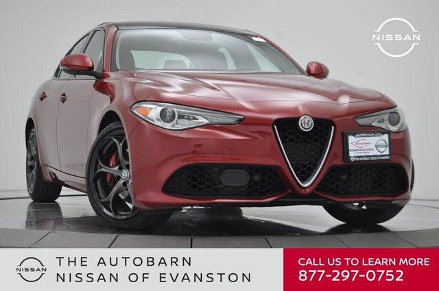 2017 Alfa Romeo Giulia Ti AWD