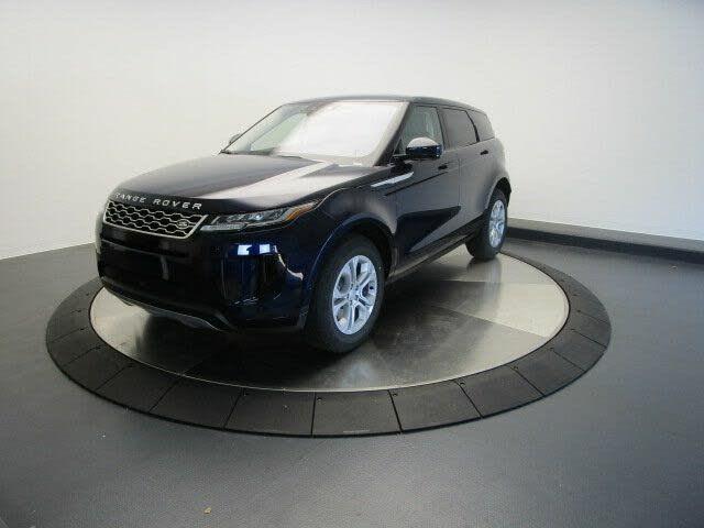 2021 Land Rover Range Rover Evoque P250 S AWD