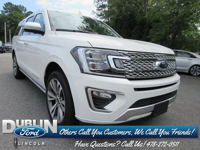 2020 Ford Expedition MAX Platinum RWD