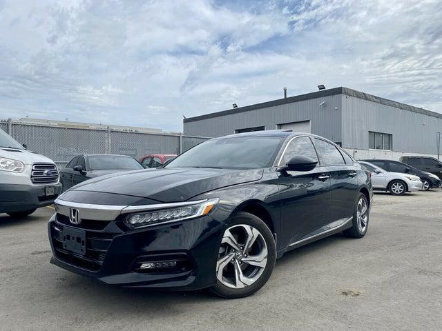 2019 Honda Accord 1.5T EX-L FWD