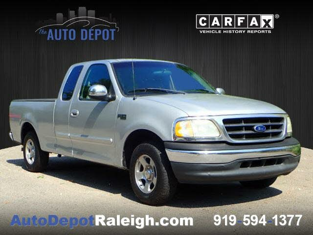 2000 Ford F-150 XLT Extended Cab SB