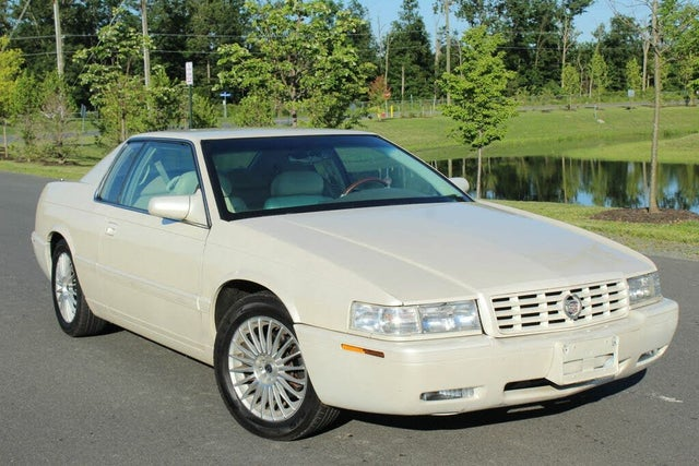 2002 Cadillac Eldorado ETC Coupe FWD