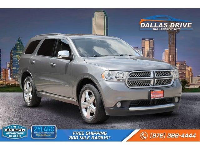 2013 Dodge Durango Citadel AWD