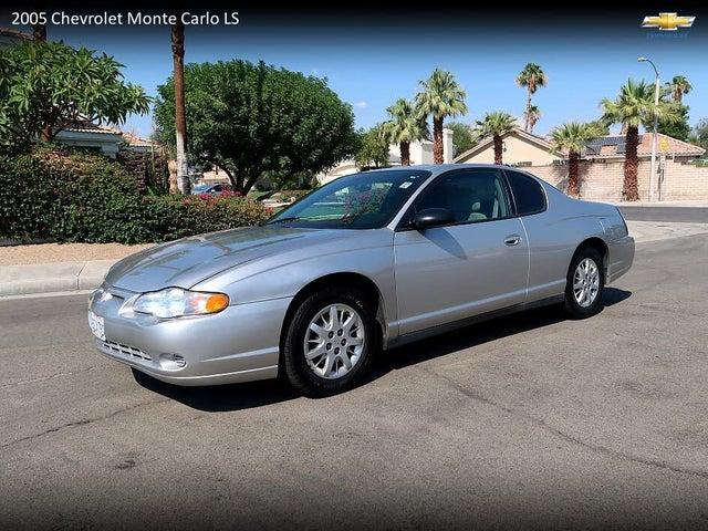 2005 Chevrolet Monte Carlo LS FWD