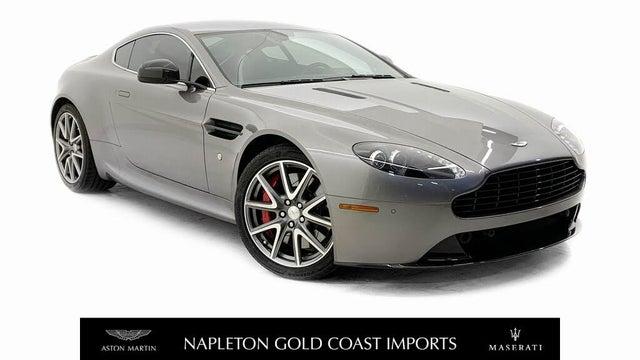 2013 Aston Martin V8 Vantage Coupe RWD