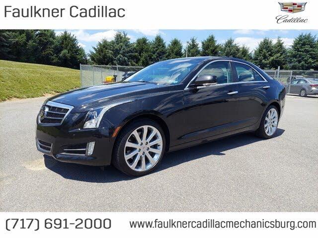 2014 Cadillac ATS 2.0T Premium AWD