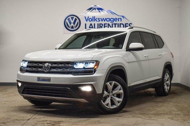 2019 Volkswagen Atlas SE 4Motion AWD