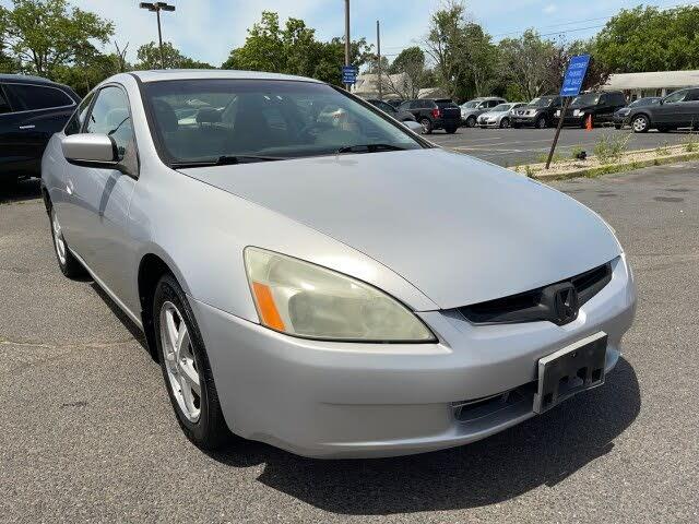 2005 Honda Accord Coupe EX
