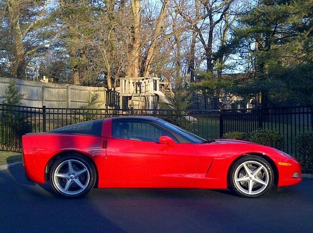 2013 Chevrolet Corvette 2LT Coupe RWD