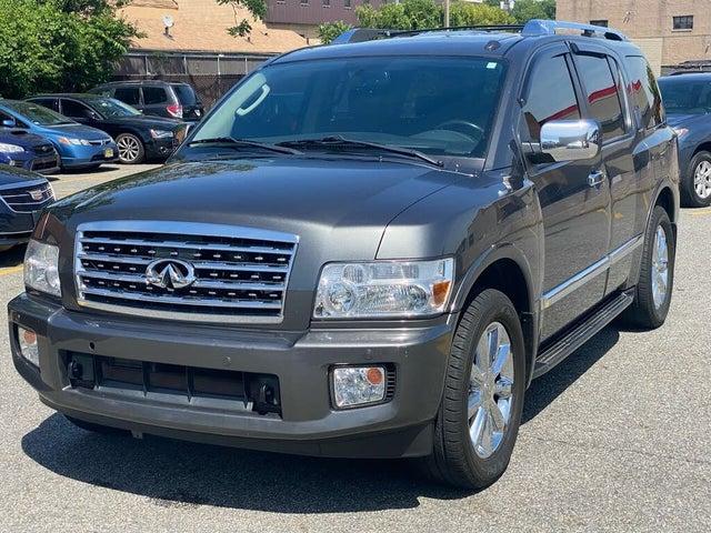 2010 INFINITI QX56 4WD