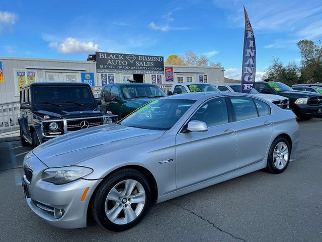 2013 BMW 5 Series 528i xDrive Sedan AWD