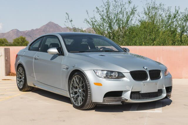 2013 BMW M3 Coupe RWD