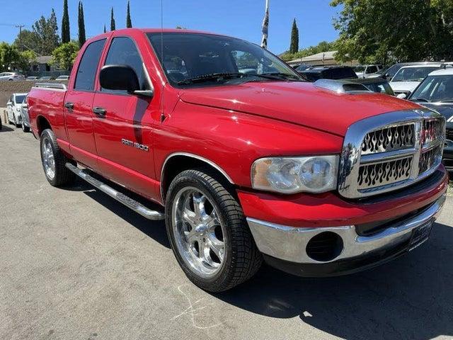 2005 Dodge RAM 1500 SLT Quad Cab RWD