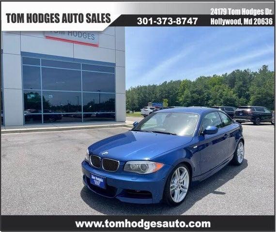 2013 BMW 1 Series 135i Coupe RWD