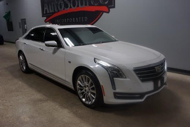 2018 Cadillac CT6 3.6L AWD