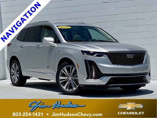 2020 Cadillac XT6 Premium Luxury FWD