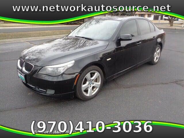 2008 BMW 5 Series 535xi Sedan AWD
