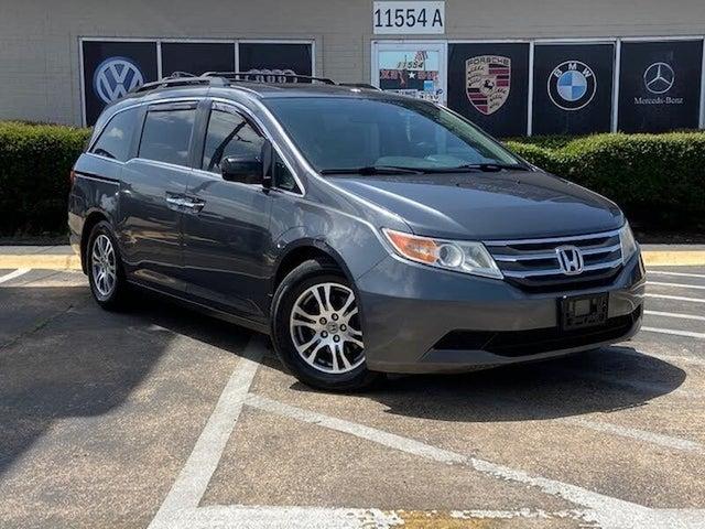 2013 Honda Odyssey EX-L FWD