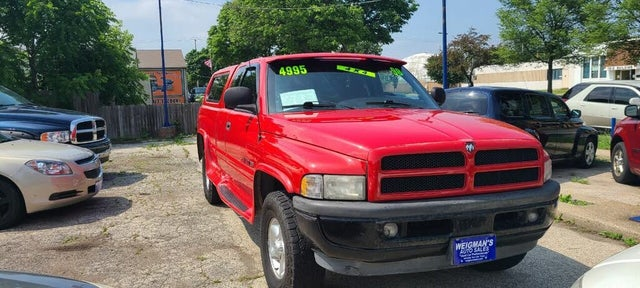 1998 Dodge RAM 1500 ST Quad Cab 4WD