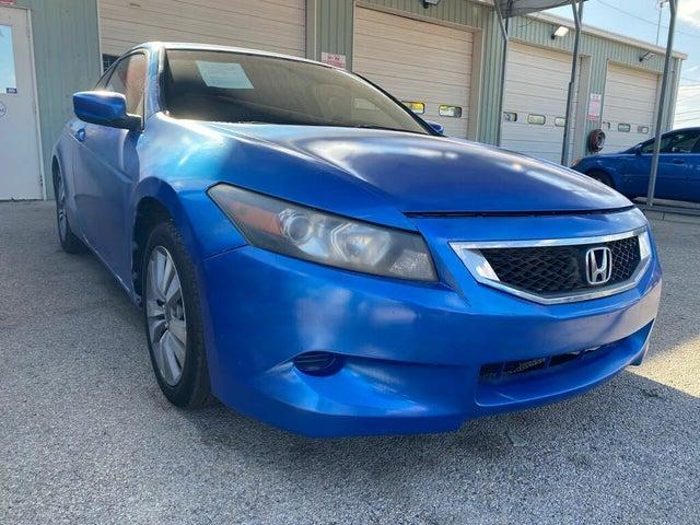 2008 Honda Accord Coupe LX-S