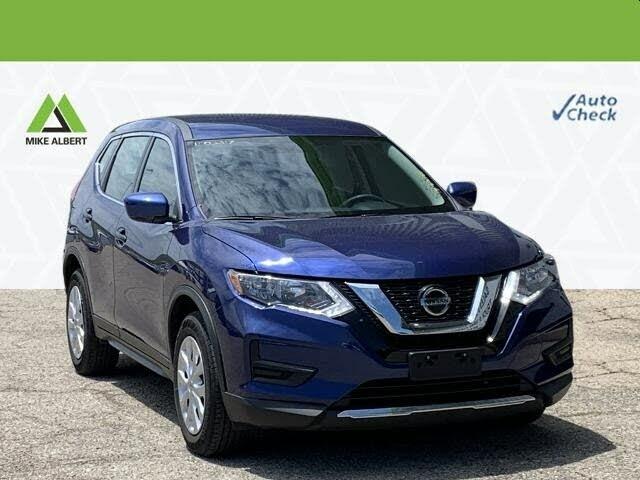 2018 Nissan Rogue S FWD