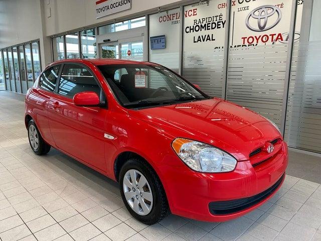 2010 Hyundai Accent L 2-Door Hatchback FWD