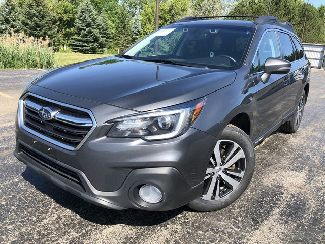 2018 Subaru Outback 2.5i Limited AWD with EyeSight Package